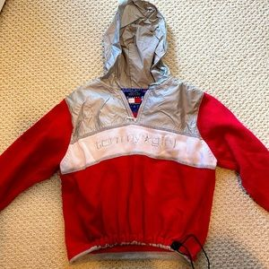 Vintage tommy sweater (reworked)